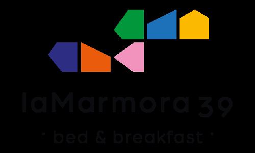 laMarmora39-B&B-logo